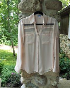 Express The Portofino Shirt light pink S